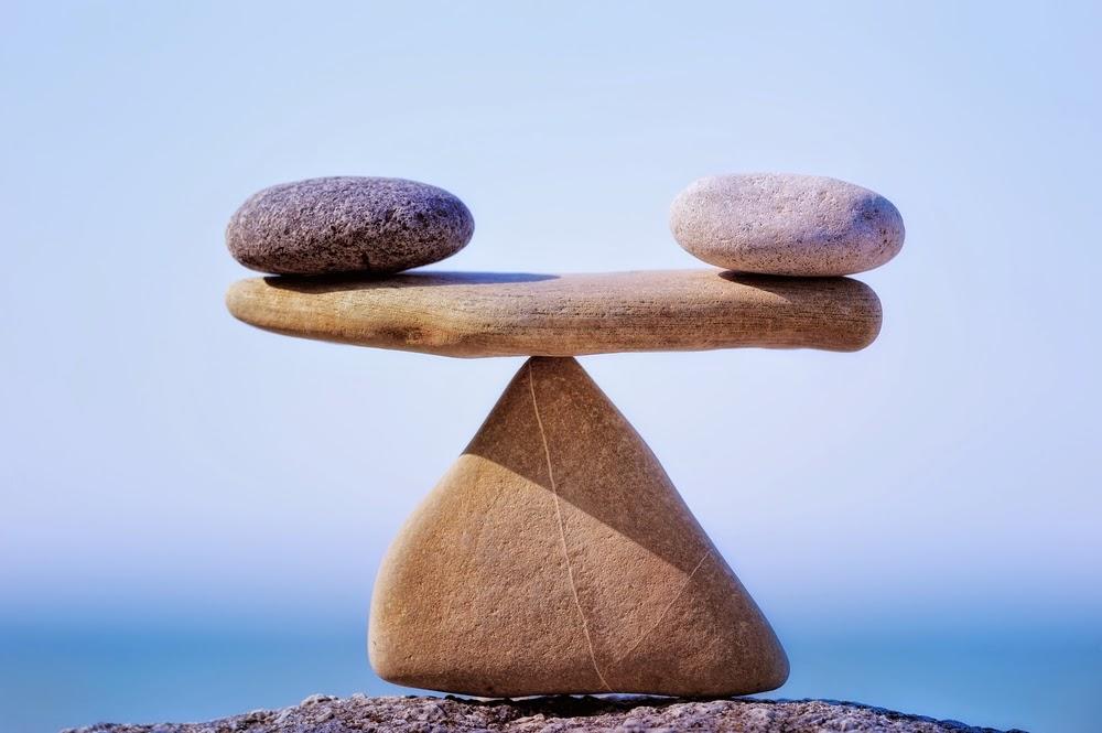 Az egyensúly mérlege mindig megmutatja az Igazságot