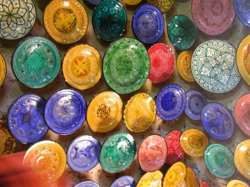La Artesanía Marroquí Objeto De Estudio Entre La Ftc Y Marruecos En