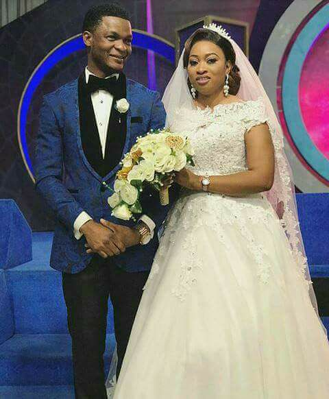 Photos of Nigerian Singer Joe Praize's  Wedding
