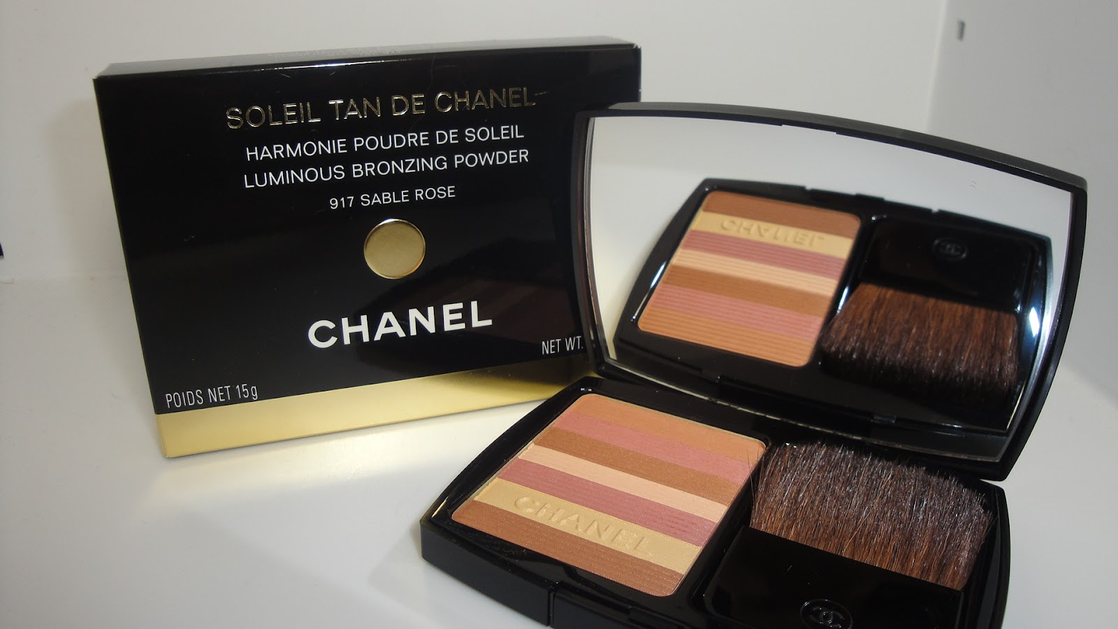 75413ee4 Jayded Dreaming Beauty Blog : 917 SABLE ROSE CHANEL SOLEIL TAN DE ...