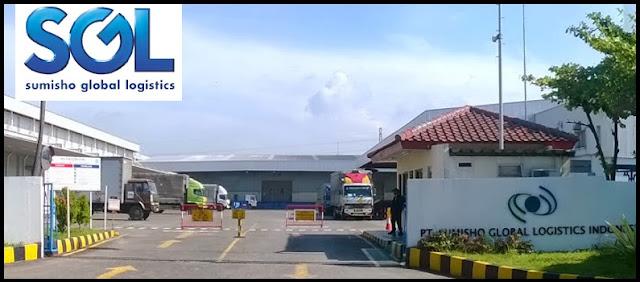 Lowongan Kerja PT. Sumisho Global Logistics Indonesia (SGLI) Lulusan SMA, SMK, Diploma Dengan Posisi Custom Clearance, Etc Terbaru 2019
