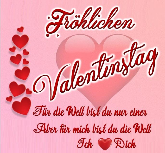 Schöne Sprüche Valentinstag Bild Liebe Guten Morgen Bilder Gute