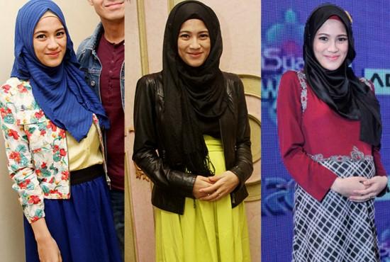 Busana Muslimah Alyssa Soebandono