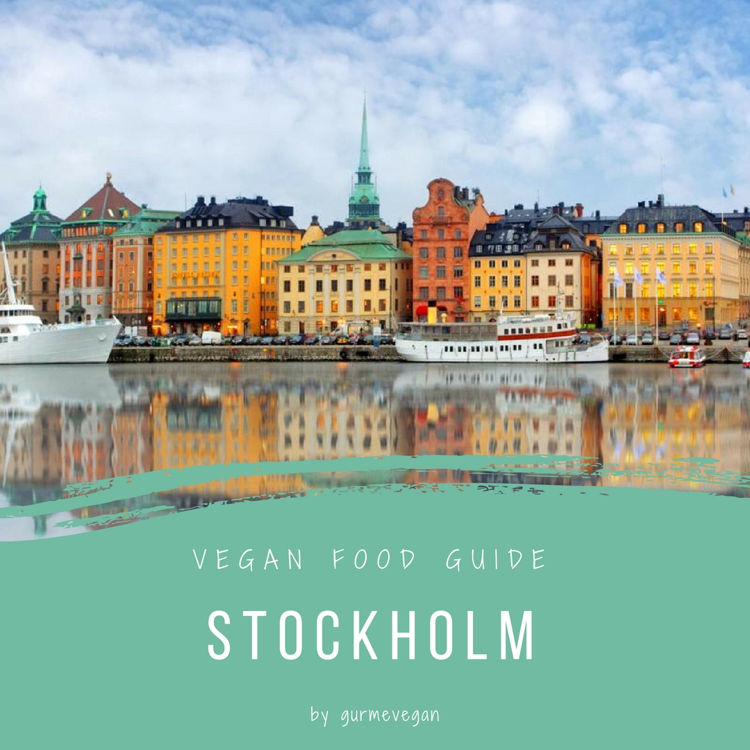 Lost in stockholm city guide.