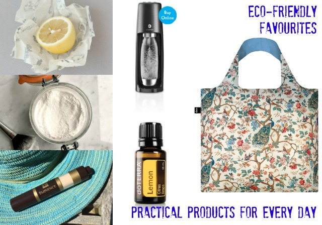 8 Favourite Eco-Friendly Products for Every Day