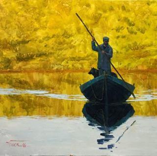 Российский художник. Игорь Михайлович Володькин