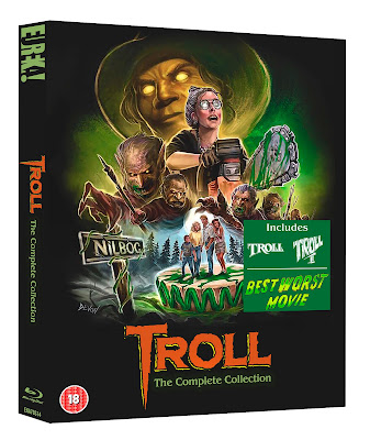 TROLL: THE COMPLETE COLLECTION