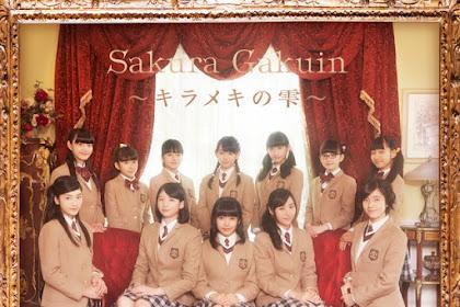 [Lirik+Terjemahan] Sakura Gakuin - Michishirube (Tuntunan yang Belum Diketahui)