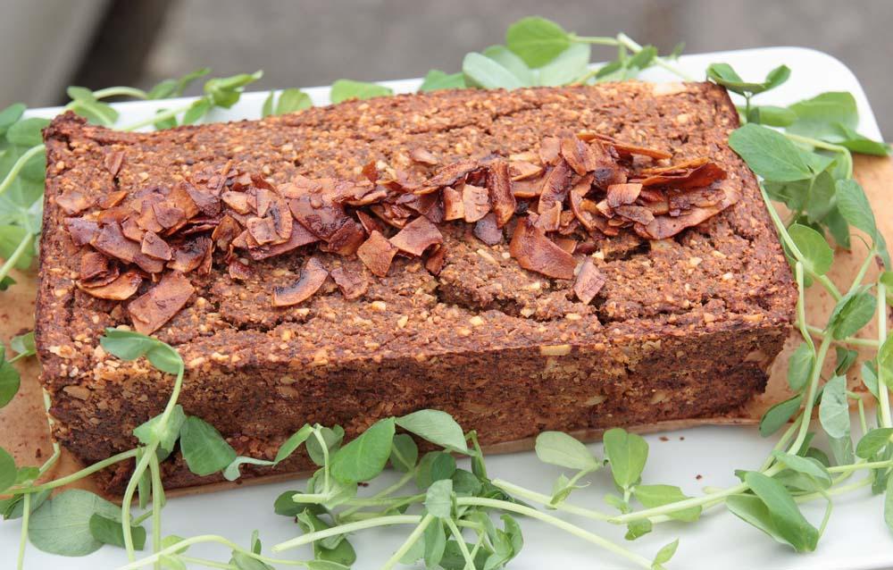 Bacon Mushroom Swiss Meatloaf Recipe — Dishmaps