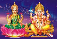 माता लक्ष्मी का दत्रक पुत्र श्री गणेश- Maa Lakshmi Ka Dattak Putra Shree Ganesh