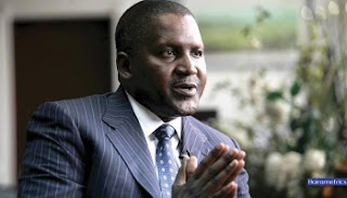 Why I sacked my Experts - Dangote
