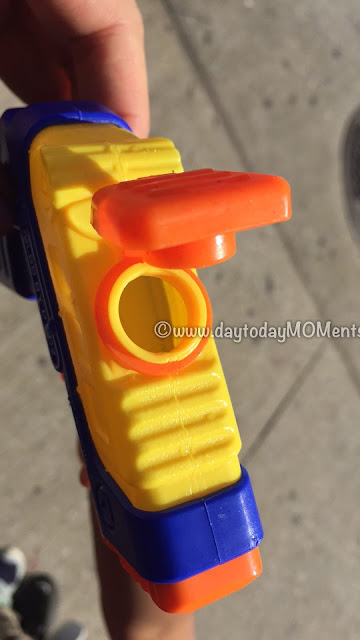 easy little kids water blaster