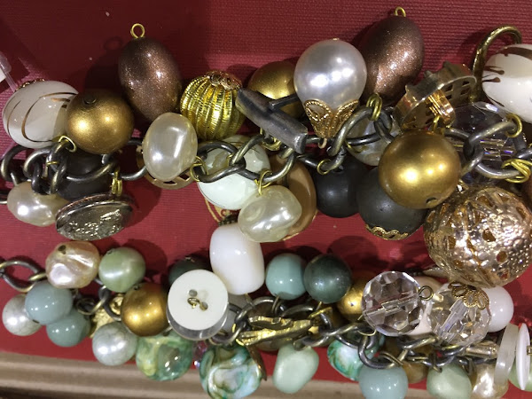 Big Bling is Everywhere at Winter Markets