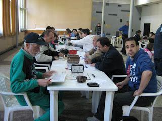 TABĂRA DE SCRABBLE BĂILE TUȘNAD 2007 - Sala