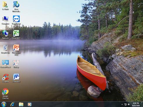 Ghost Windows 7 SP1 Ultimate 32-bit - Dành cho máy yếu