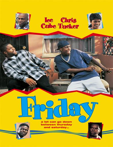 Ver A tope en viernes (Friday) (1995) Online