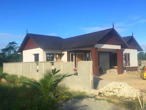 Rumah Banglo Mewah 1 Tingkat Kota Bharu Kelantan