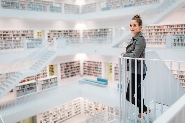 H&M, Zara, About You im Outfit von Bloggerin Jaci von Modeblog Fleur et Fatale in Stuttgart