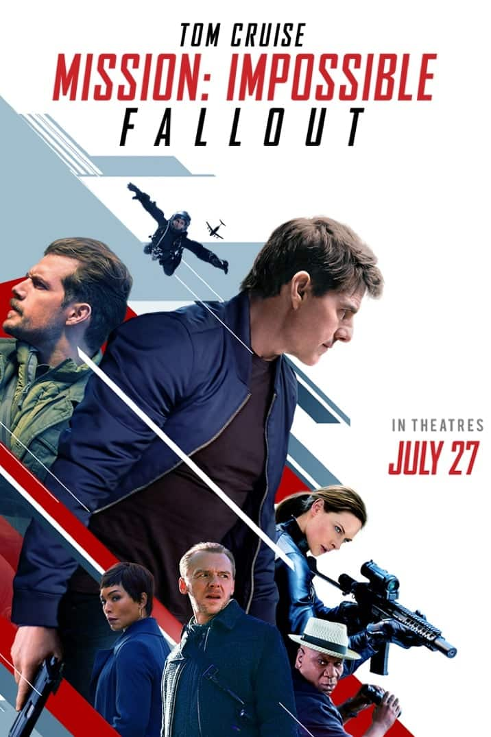 Mission Impossible – Fallout (2018) Full HD in Hindi Org Audio 720p BluRay AAC