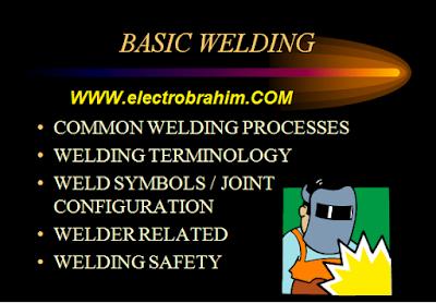تحميل ملف  BASIC WELDING