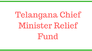 Telangana Chief Minister Relief Fund