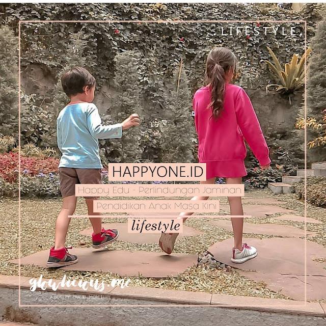 Happy Edu - Perlindungan Jaminan Pendidikan Anak Masa Kini
