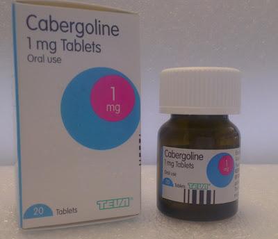 أدوية مضادة لتقليل هرمون اللبن: