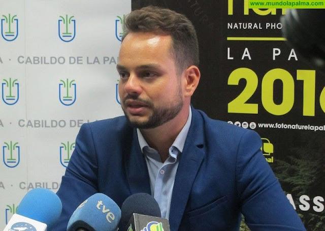 El Cabildo analiza con el Ayuntamiento de Los Llanos problemas de infraestructuras soterradas que han aparecido con las obras de la Zona Comercial Abierta de Puerto Naos