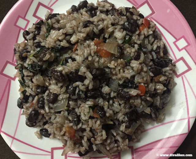 Traditional Black Beans & Rice Recipe