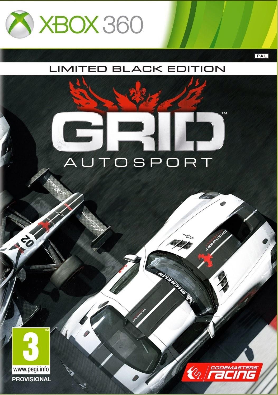 Cover Caratula GRID Autosport XBOX 360 ESPAÑOL Descargar