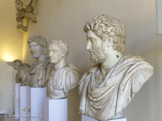 Museo Archeologico Nazionale, por El Guisante Verde Project