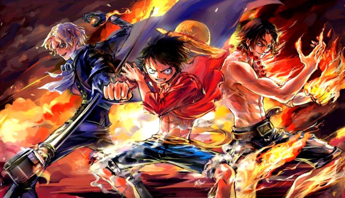 99 Wallpaper Kartun Gambar Kartun One Piece Cikimm Com