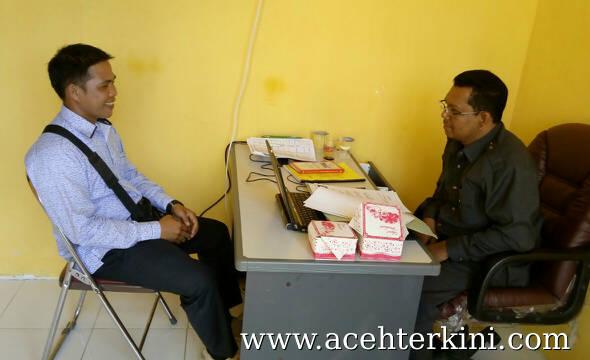127 Calon Panwaslihcam Aceh Singkil Ikuti Tes Wawancara