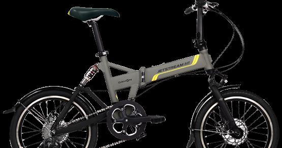 DAHON JetStream P8 / Disc (Folding Bike). Harga: Rp. 13