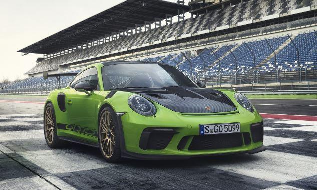 2018 Paris Auto Show : Porsche