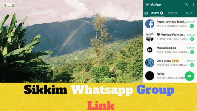 77+ Best Sikkim Whatsapp Group Link List Collection