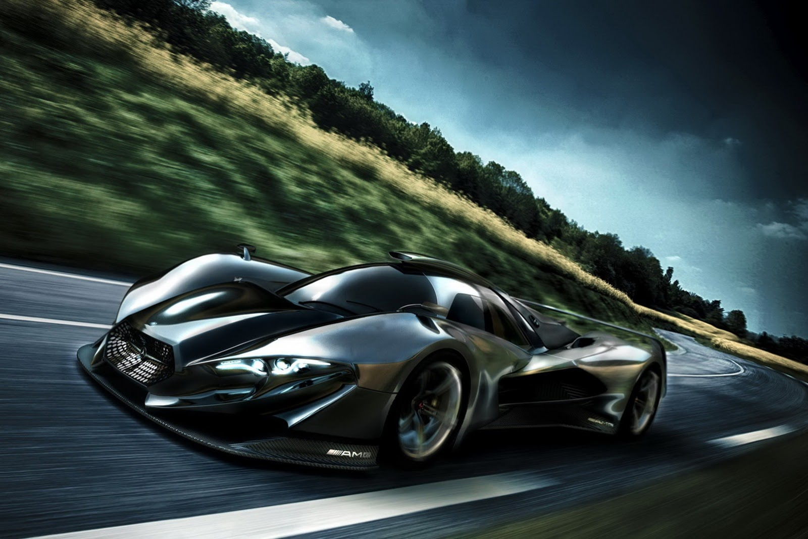 Rb Car Company >> Mercedes-AMG Apparently Developing 1,300hp Hypercar For 2017 | Carscoops