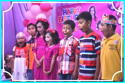 lomba anak dalam pesta ulang tahun
