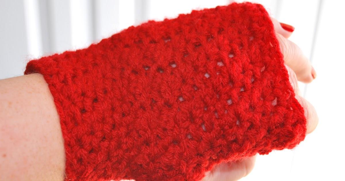 Calleigh S Clips Amp Crochet Creations Textured Fingerless