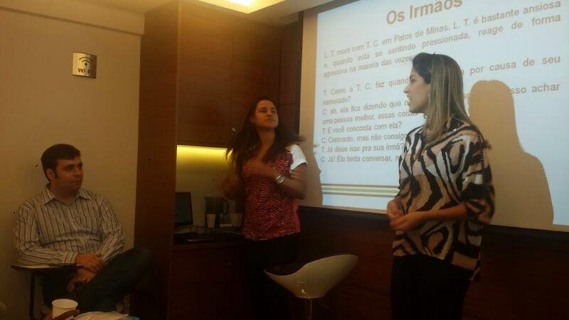 Workshop em Brasília - Métodos de Avaliação e Treinamento das Habilidades Sociais 27