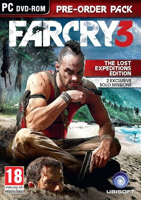 Download Far Cry 3 Complete Collection (2013) for pc