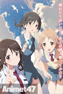 Tari Tari - Anime Tari Tari 2014 Poster