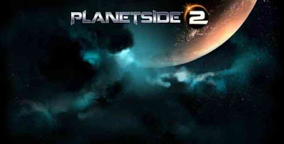 Planetside 2 logo