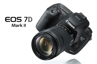 Canon EOS 7D Mark II digital SLR camera