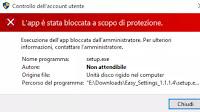 Come risolvere se un'app è bloccata per protezione in Windows 10