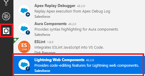 Infallible Techie: How to create Lightning Web Component in