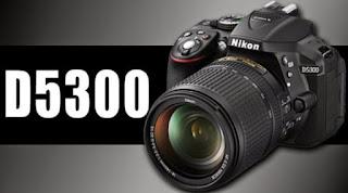 Harga Nikon D5300