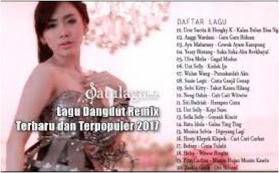 Kompilasi Lagu Dangdut Terbaru dan Terpopuler 2017 (Full Nonstop)