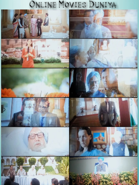 The Accidental Prime Minister (2019) Hindi 720p PreDvDRip x264 AAC [800MB] Full Bollywood Movie