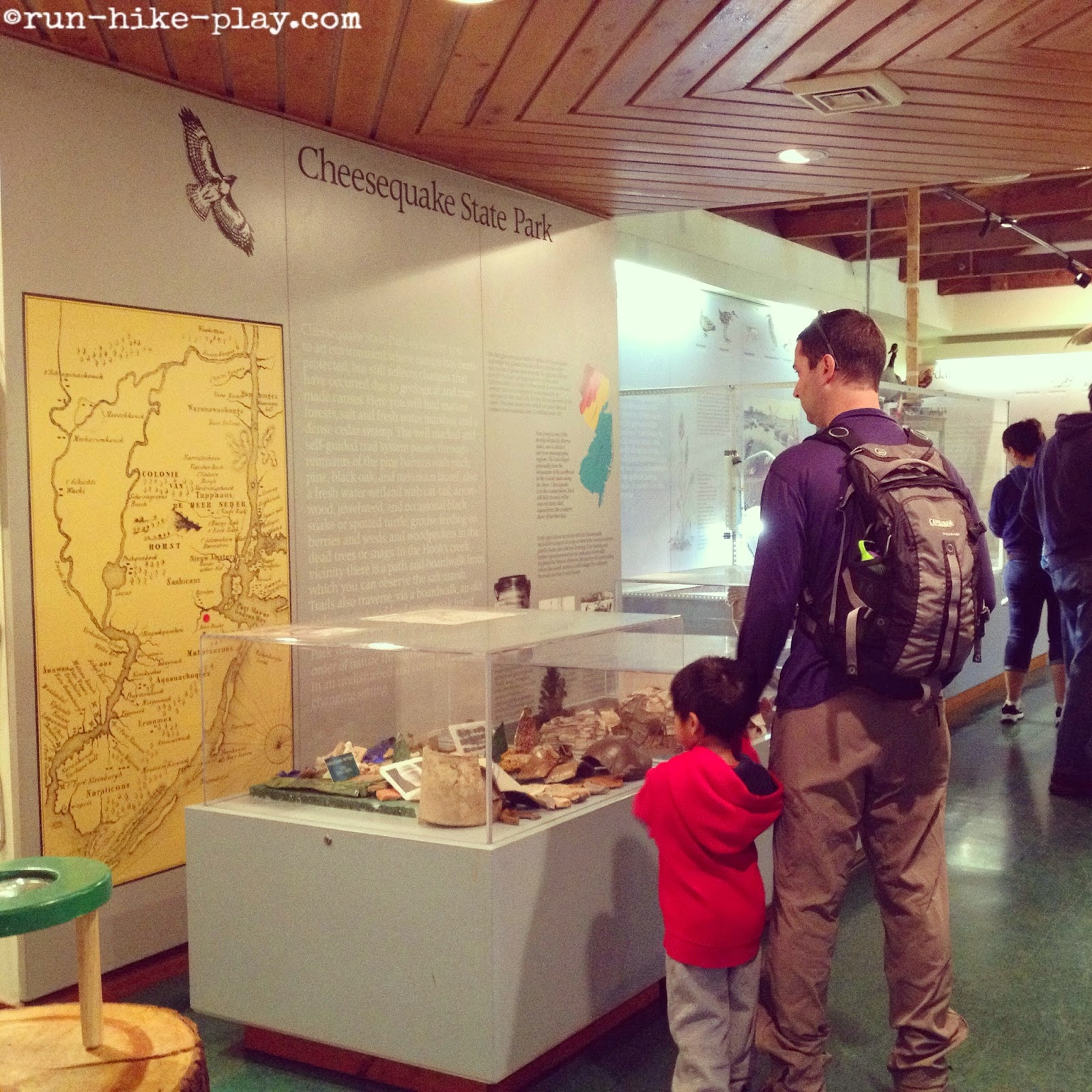 Cheesequake State Park Interpretive Center